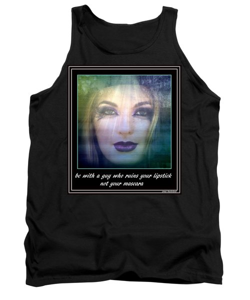 Sage Advice Tank Top by Irma BACKELANT GALLERIES