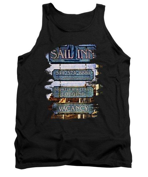 Sail Inn Tank Top