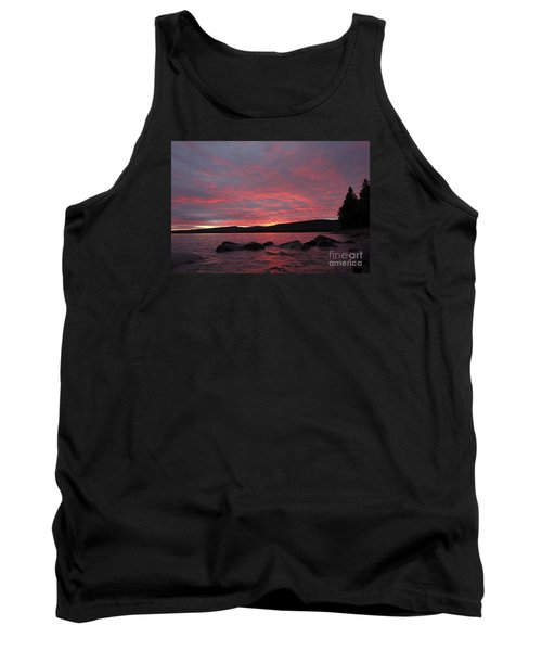 Tank Top featuring the photograph Sailor's Delight by Sandra Updyke