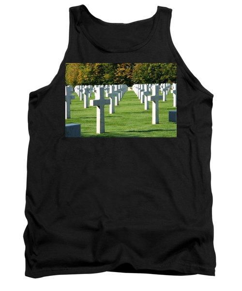 Saint Mihiel American Cemetery Tank Top