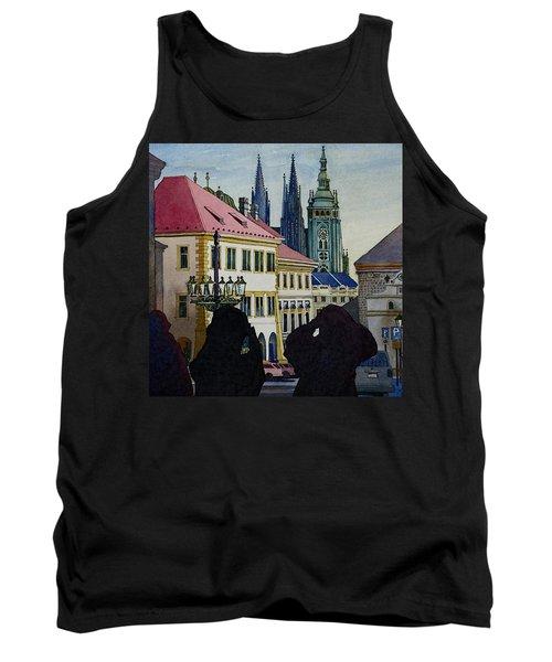 Saint Vitus Cathedral Tank Top