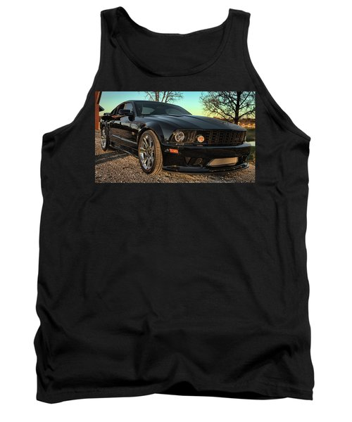 Saleen Tank Top by John Crothers
