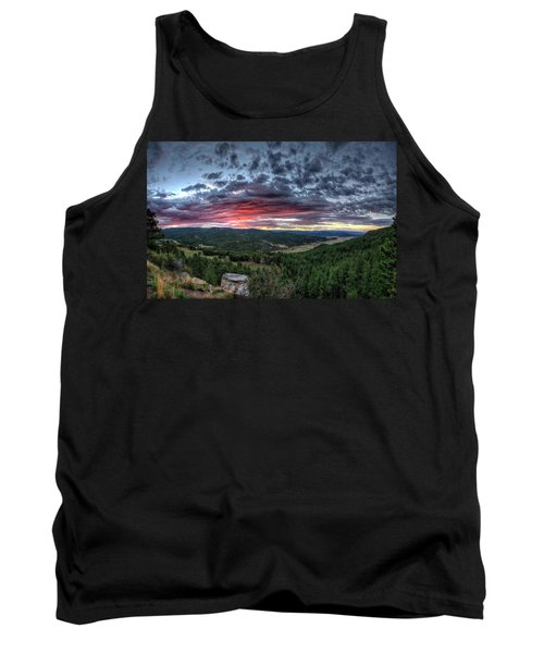 Salt Creek Sunrise Tank Top