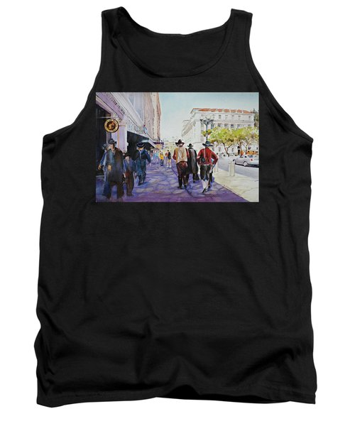 San Antonio Cowboys Tank Top