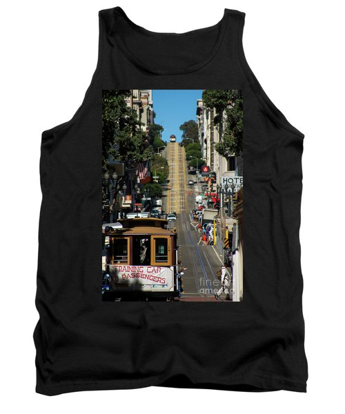 San Francisco Cable Cars Tank Top