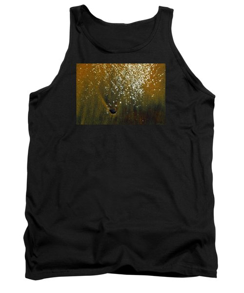 Tank Top featuring the photograph Sand And Sun And Water 2  by Lyle Crump