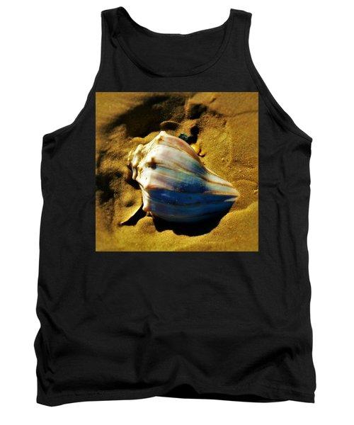 Sand Shell Tank Top by William Bartholomew