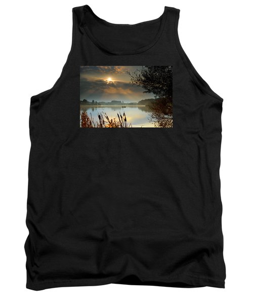 Sandy Water Park 1 Tank Top