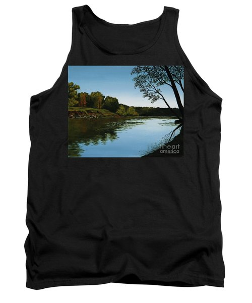 Sangamon Solitude Tank Top
