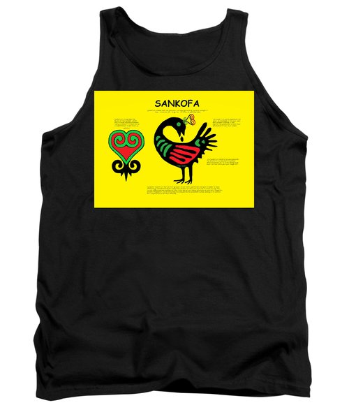 Sankofa Knowledge Tank Top
