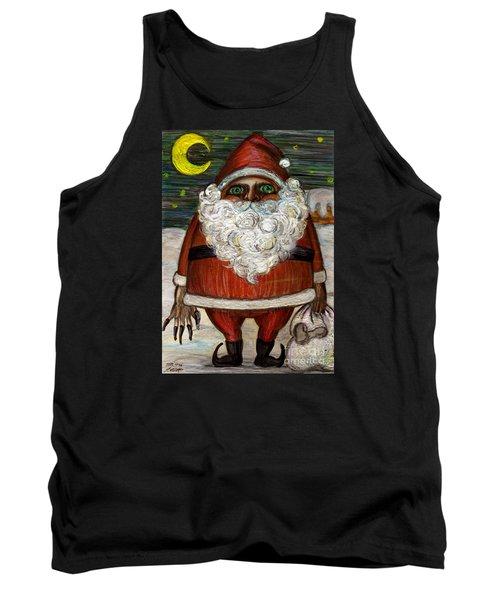 Santa Claus By Akiko Tank Top