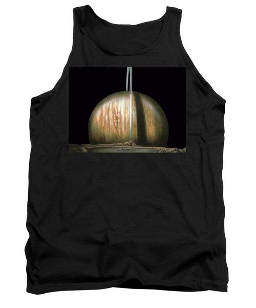 Saturn Rising Tank Top