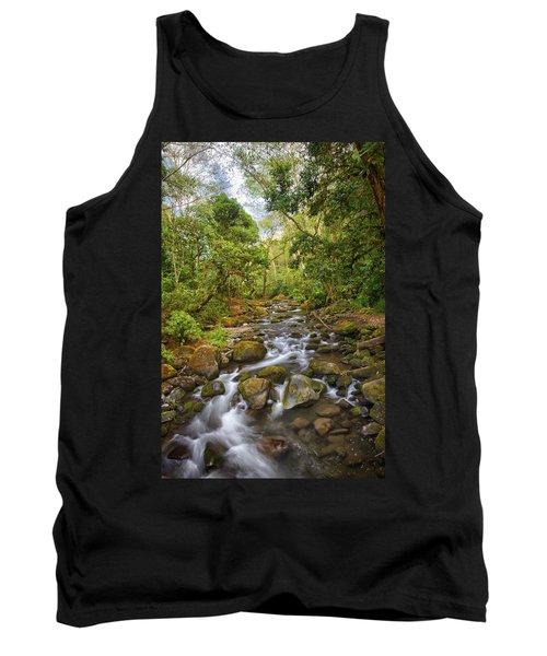Savegre River - Costa Rica 5 Tank Top