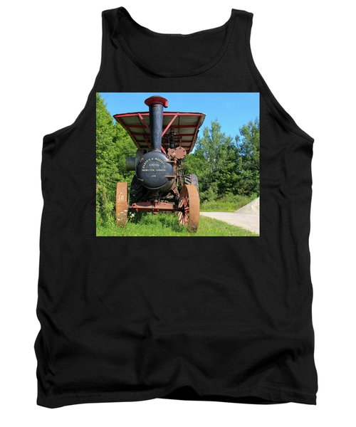 Sawer And Massey Company Tank Top