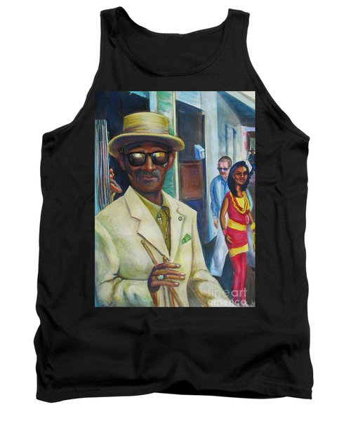 Say Uncle Tank Top