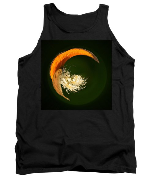 Tank Top featuring the photograph Scarce Copper 4 by Jouko Lehto
