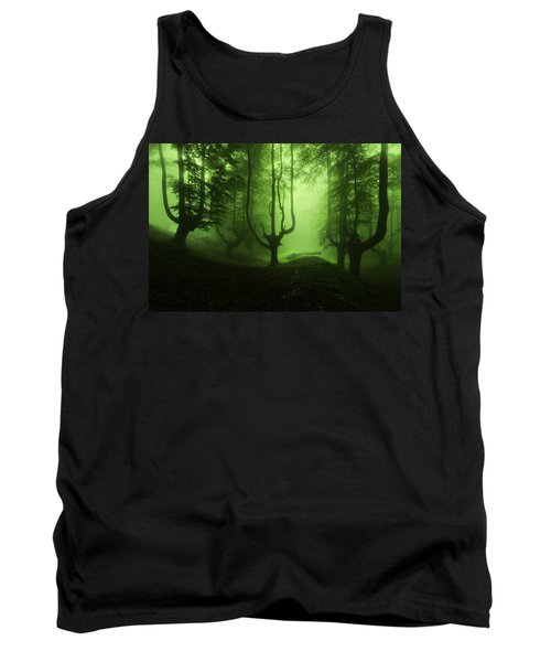 The Funeral Of Trees Tank Top
