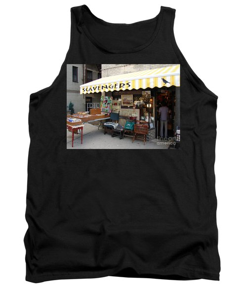 Tank Top featuring the photograph Scavengers by Cole Thompson