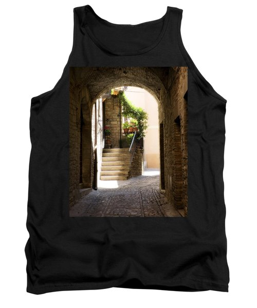 Scenic Archway Tank Top by Marilyn Hunt