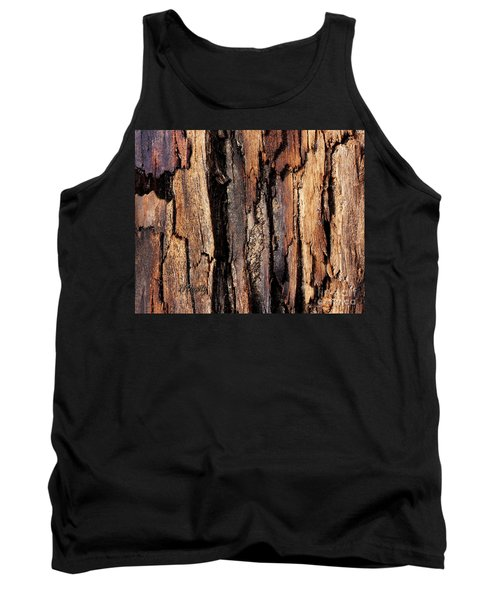 Scorched Timber Tank Top