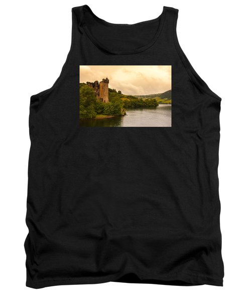 Scottish Castle Tank Top