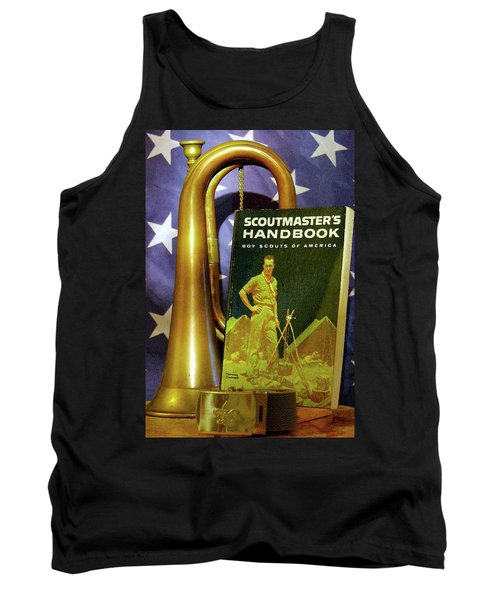 Scoutmaster Tank Top