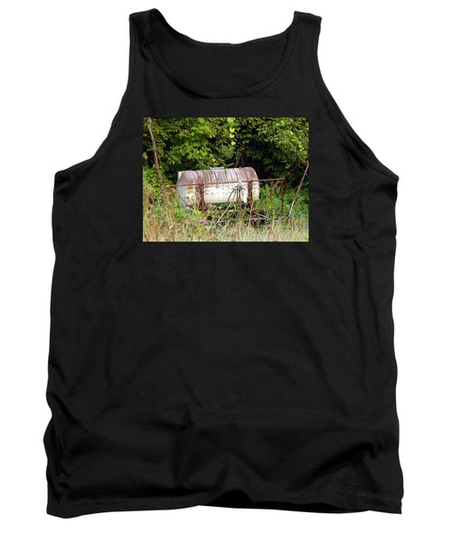 Scrapped Tank Top