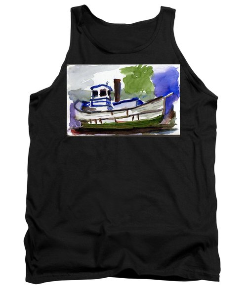Sea Breeze Tank Top by Tom Simmons