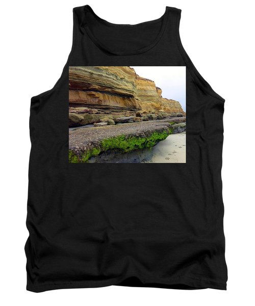 Sea Cliff Tank Top by Betty Buller Whitehead
