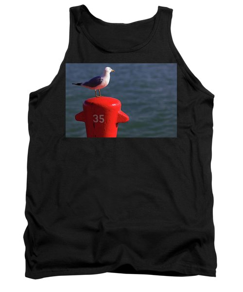 Seagull Number 35 Tank Top