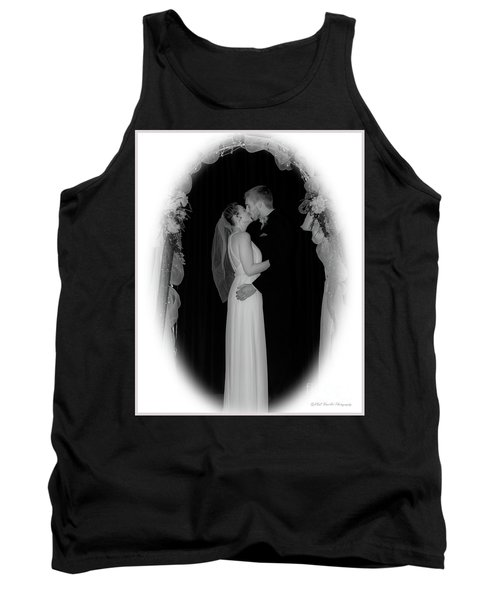 Sealed With A Kiss Tank Top