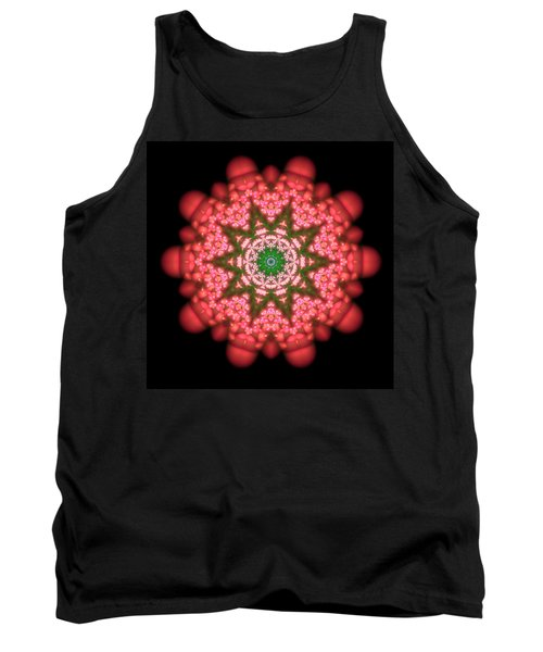 Seastar Lightmandala  Tank Top by Robert Thalmeier