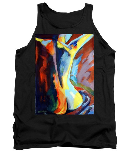Secret Sources And Powers Tank Top
