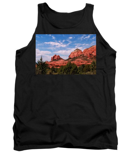 Sedona Az Tank Top by Tom Prendergast
