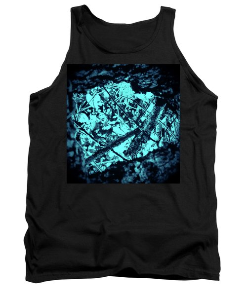 Seeing Through Trees Tank Top by Gina O'Brien