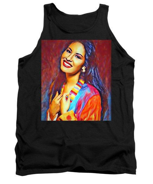 Selena Queen Of Tejano  Tank Top
