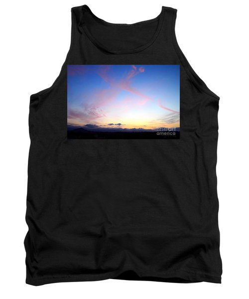 Send Out Your Light Tank Top