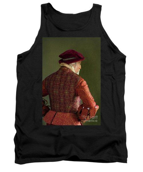 Senior Tudor Man Tank Top by Lee Avison