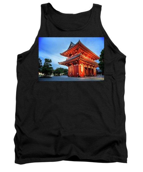 Sensoji Temple Tank Top