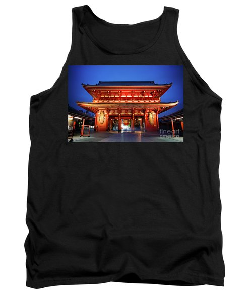 Sensoji Temple Tokyo Tank Top
