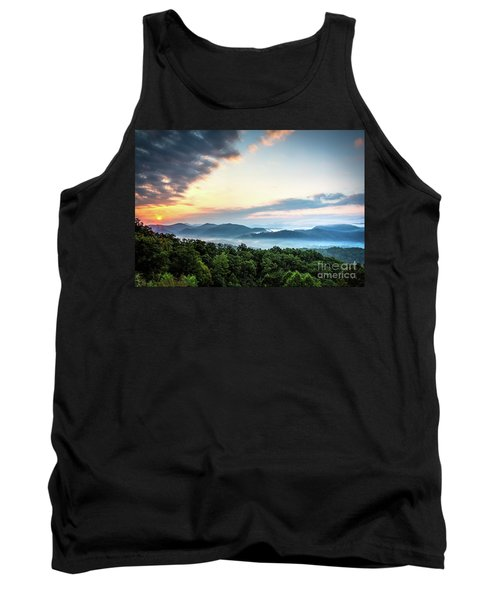 Tank Top featuring the photograph September Sunrise by Douglas Stucky