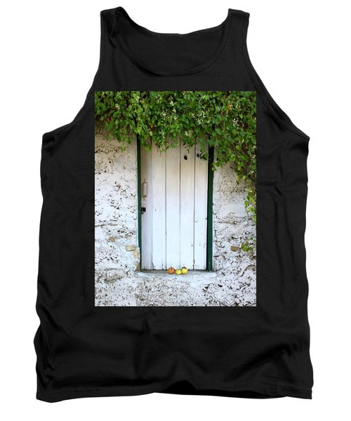 Serendipitous Door Tank Top by Russell Keating