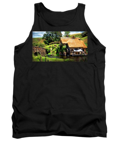 Serenity In The Shire Tank Top