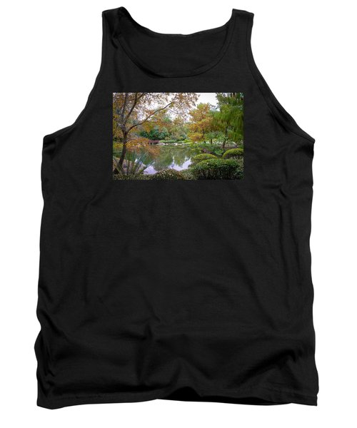 Tank Top featuring the photograph Serenity by Keith Hawley