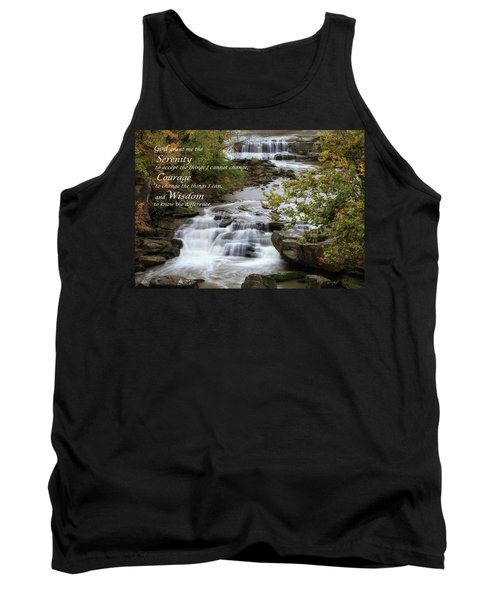 Serenity Prayer Tank Top