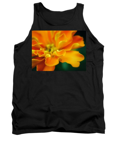 Tank Top featuring the photograph Shades Of Orange by Eduard Moldoveanu