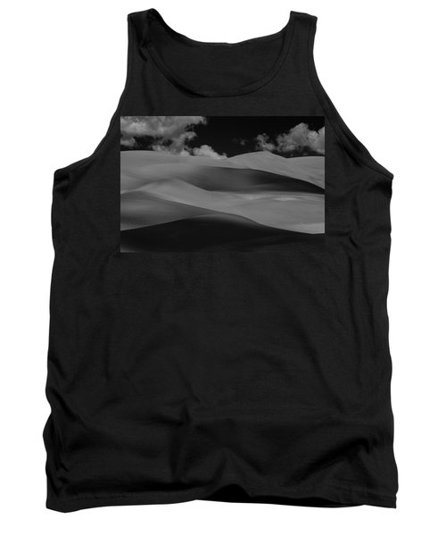 Shades Of Sand Tank Top by Brian Duram