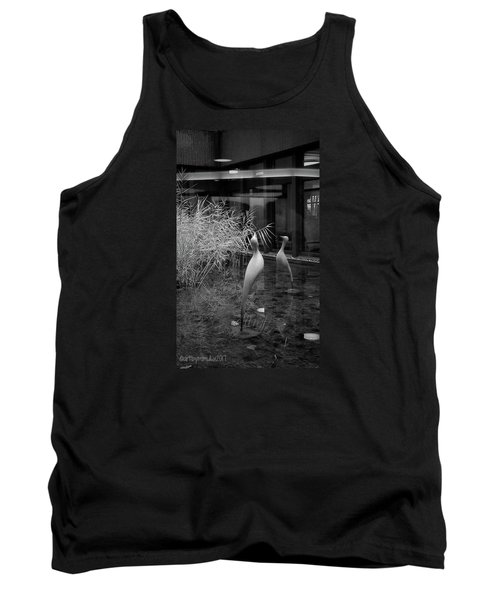 Shadow And Light 13 - Reflections - A Tank Top