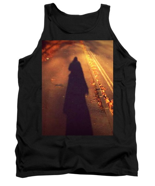Shadow Tank Top