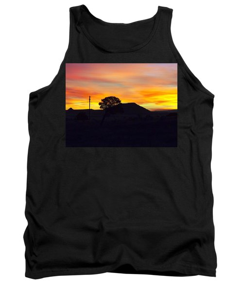 Shadow Tree Tank Top